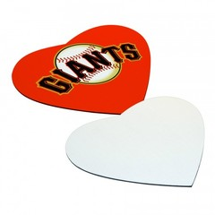 Mouse Pad  3mm - Heart