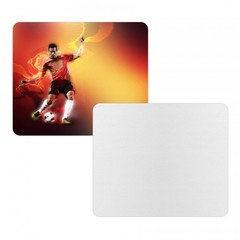 Mouse pad, black, 5mm
