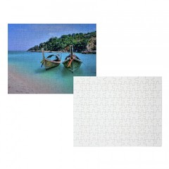 "110 Piece Sublimation Jigsaw Puzzles - 7.5"" x 9.5"""