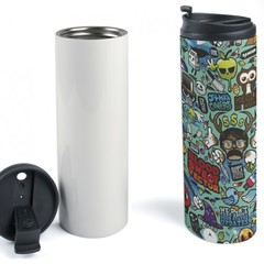 16 oz Stainless Steel Sublimation Thermal Tumbler