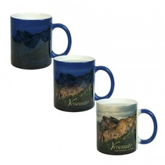 11 oz Color Changing Mug (Blue)